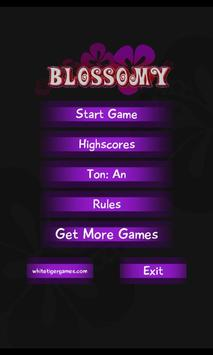 Blossomy Free screenshot 1