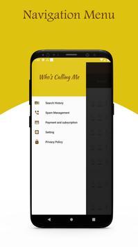 Who's Calling Me - Caller ID скриншот 4