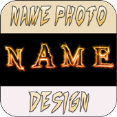 Name Write Art with Candli Style Shapes 2019 icon