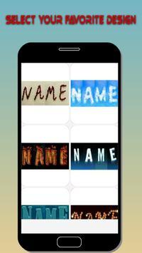 Name Write Art with Candli Style Shapes 2019 screenshot 13