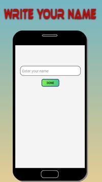 Name Write Art with Candli Style Shapes 2019 screenshot 2