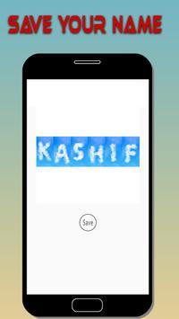 Name Write Art with Candli Style Shapes 2019 screenshot 3