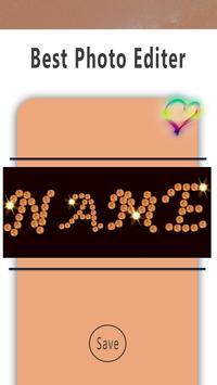 Name Write Art with Candli Style Shapes 2019 screenshot 5