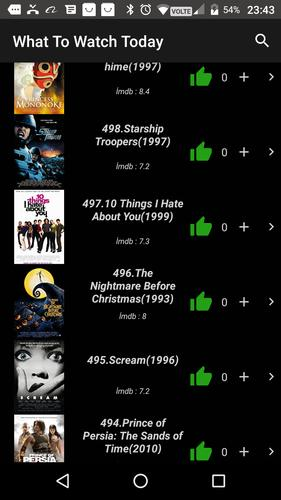 What To Watch Today For Android Apk Download