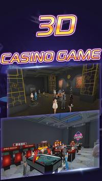 3D Slots Casino - 2019 New Slots,Baccarat,Fishing screenshot 4