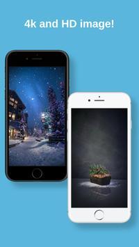 Christmas Tree 4k Wallpapers Live screenshot 3