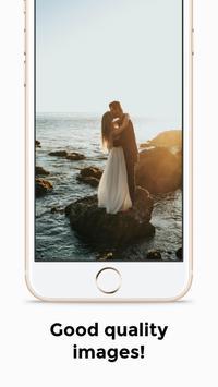Romantic HD Live Wallpaper screenshot 2