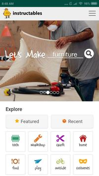 iNstructables - Explore and share your iNvention poster