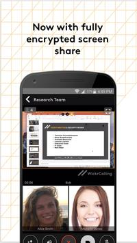 Wickr Pro screenshot 3