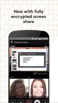 Wickr Pro Ekran Görüntüsü 3