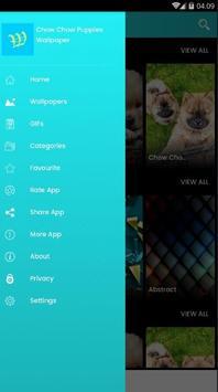 Chow Chow Puppies Wallpaper screenshot 1