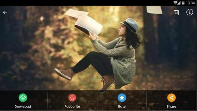 Levitation Wallpaper screenshot 9