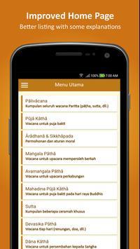 Pocket Paritta screenshot 1