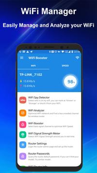 WiFi Manager ポスター