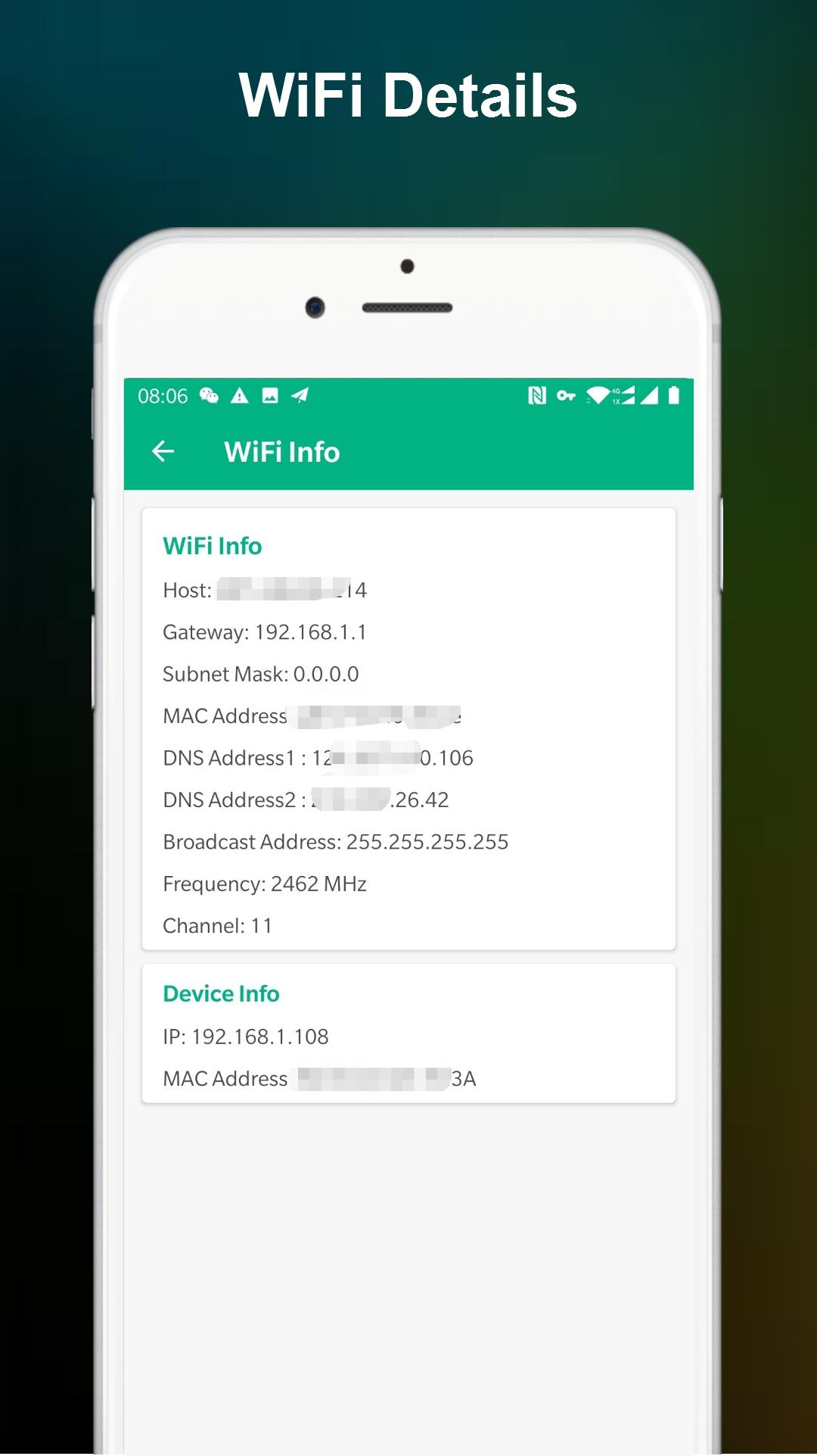 WiFi Signal Strength Meter Pro(No Ads) for Android - APK Download