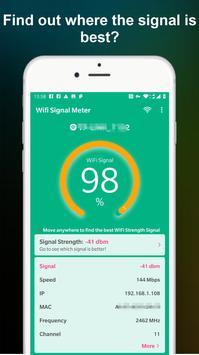 WiFi Signal Strength Meter Pro(No Ads) Ekran Görüntüsü 10