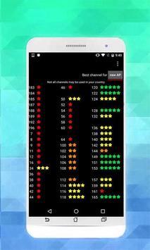 Wifi Analizer : Wifi Analiser screenshot 6