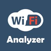 Analizador WiFi - Analizador de redes icono