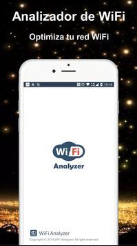 Analizador WiFi - Analizador de redes captura de pantalla 10