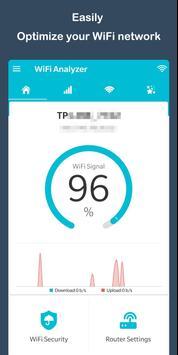 WiFi Analyzer Pro(No Ads) - WiFi Test & WiFi Scan Ekran Görüntüsü 10