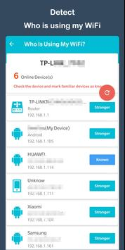 WiFi Analyzer Pro(No Ads) - WiFi Test & WiFi Scan Ekran Görüntüsü 7