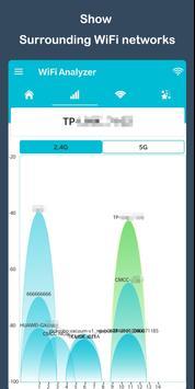 WiFi Analyzer Pro(No Ads) - WiFi Test & WiFi Scan Ekran Görüntüsü 1
