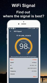 WiFi Router Master - WiFi Analyzer & Speed Test screenshot 4