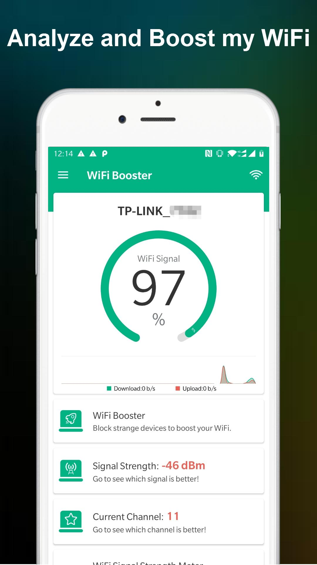 WiFi Booster for Android - APK Download