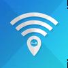 عرض خريطة Wifi وكلمات المرور: مفتاح كلمة مرور Wifi أيقونة
