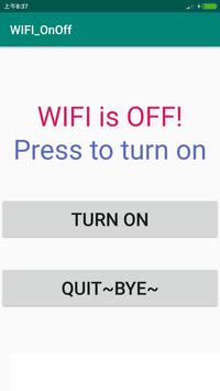 WIFI_OnOff poster