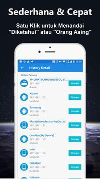 WiFi pelindung(Tanpa Iklan) - Tes kecepatan screenshot 19