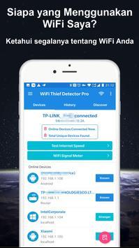 WiFi pelindung(Tanpa Iklan) - Tes kecepatan screenshot 8