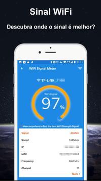 Detector WiFi(Nenhum anúncio) - Quem usa meu wifi? imagem de tela 18