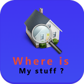 Where is My Stuff ? - LITE icon