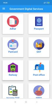Income tax info - Digital Services India screenshot 1