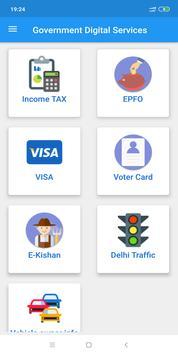 Income tax info - Digital Services India screenshot 3