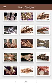 Wedding Mehndi Art screenshot 1