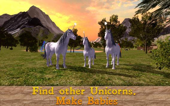 Unicorn Family Simulator screenshot 1