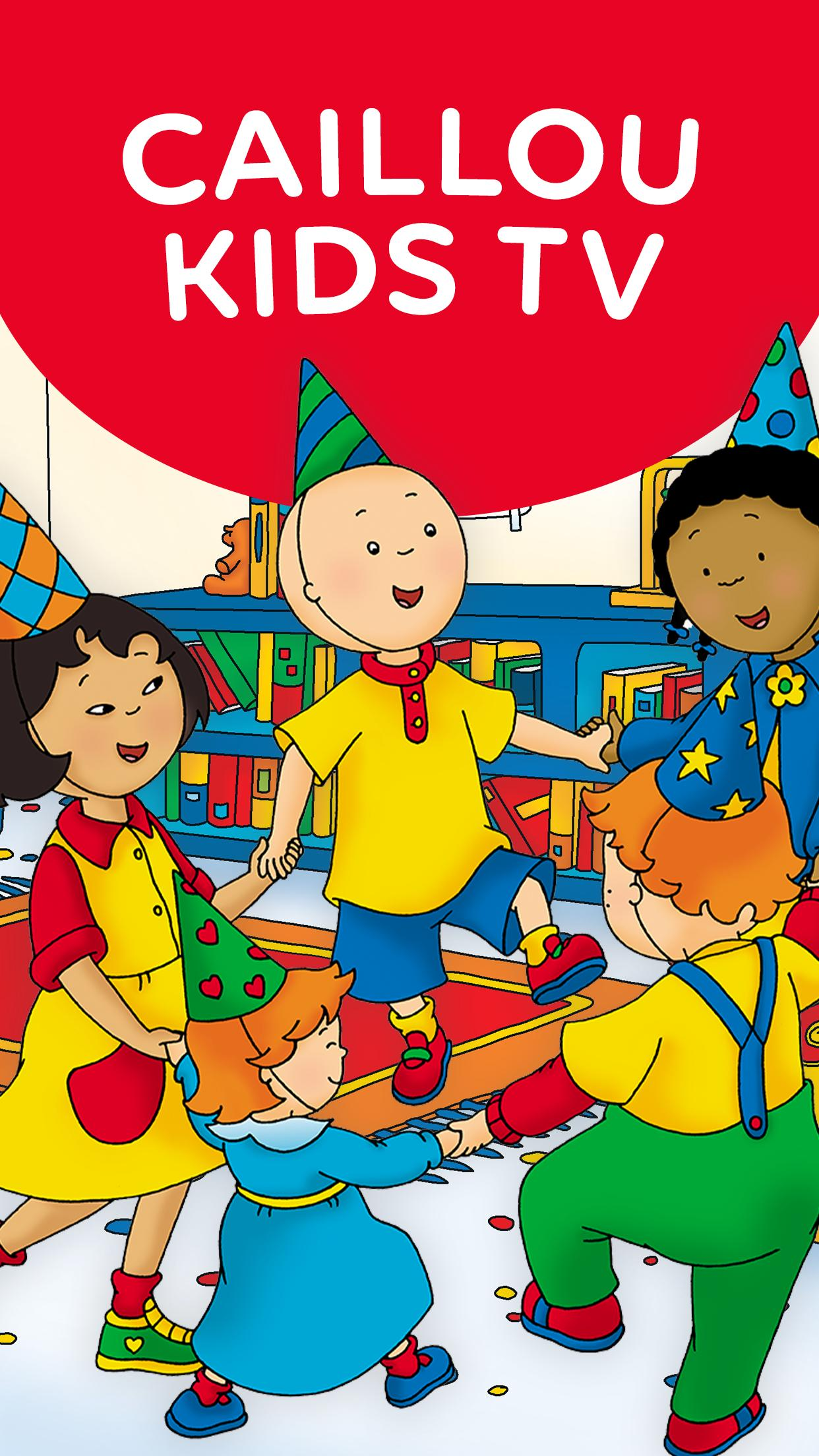 Caillou Joins Roblox Caillou Kids Tv For Android Apk Download