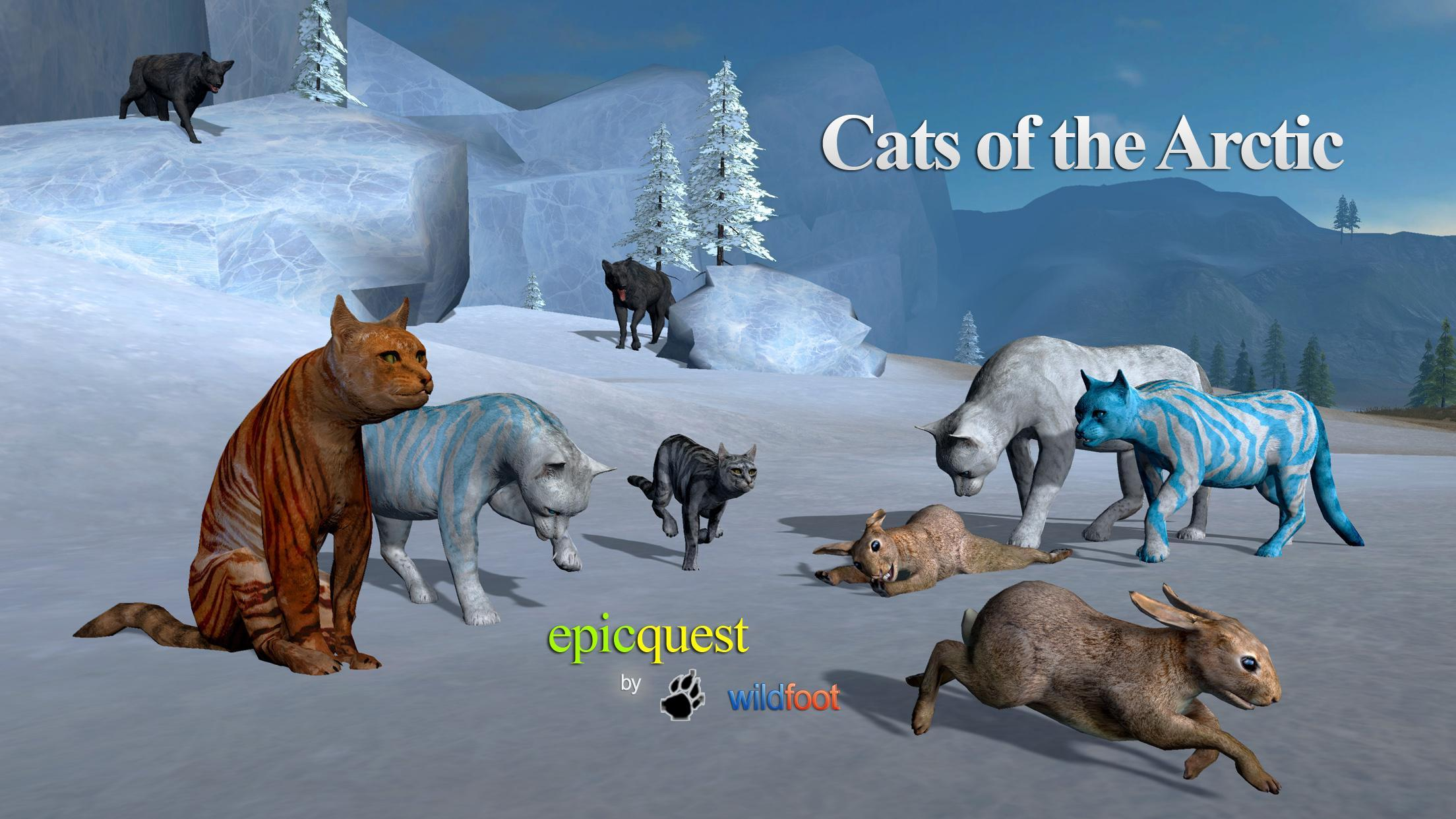 Cats Of The Arctic For Android Apk Download
