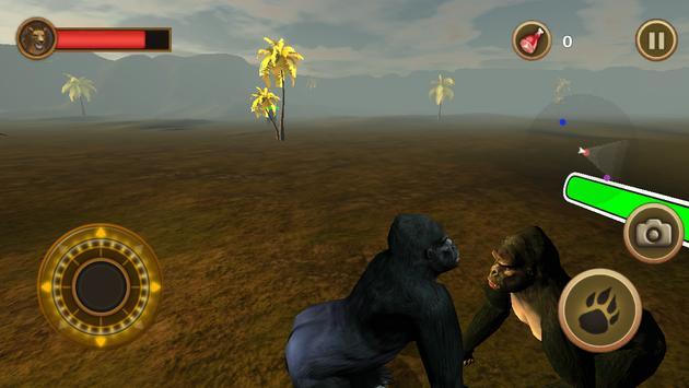 Wild Gorilla screenshot 11
