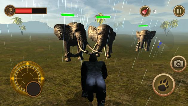 Wild Gorilla screenshot 1