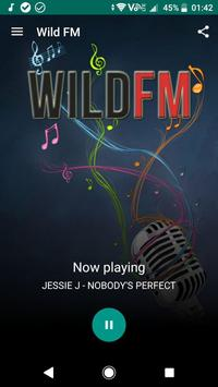 Wild FM screenshot 1