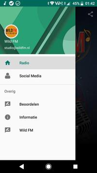 Wild FM screenshot 2
