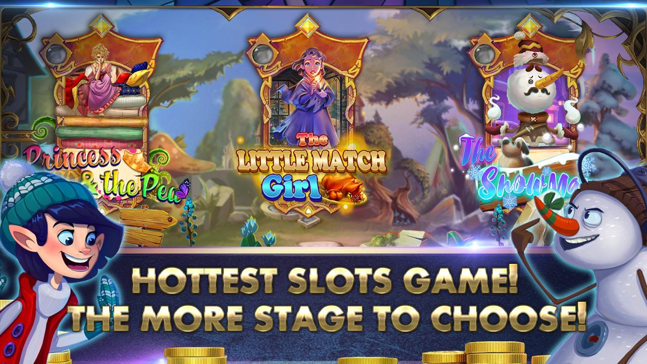Fairy Tale Slots Free Offline Bigwin Casino Games For Android Apk Download