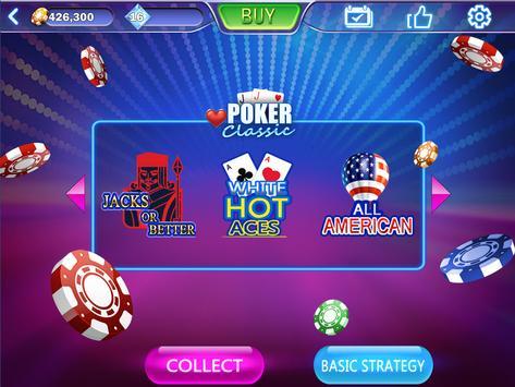 Royal House - Free Vegas Multi hand  Video Poker screenshot 8