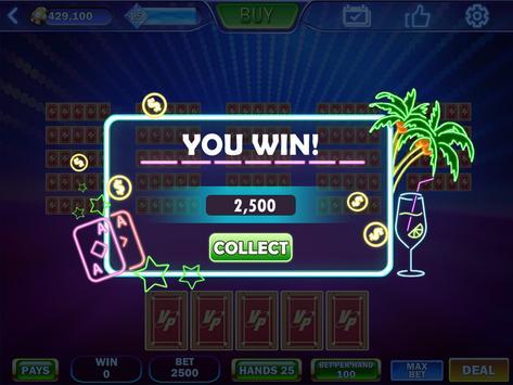 Royal House - Free Vegas Multi hand  Video Poker screenshot 14