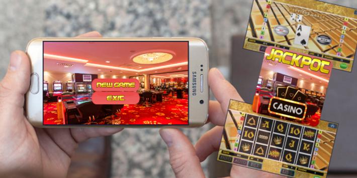 JACKPOT MEGA SLOTS : Casino Big Win Slot Machine poster
