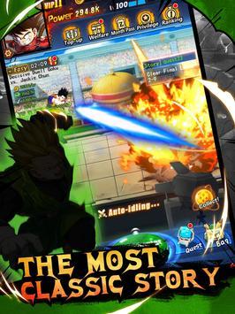 Legend Fighter Idle:The Universe War screenshot 3