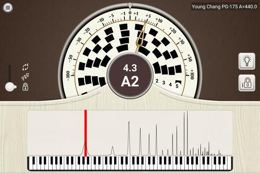 ピアノメーター - プロ ピアノチューナー スクリーンショット 8
